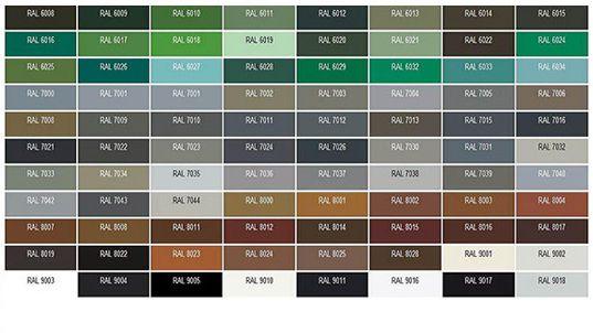 komabud zaune paleta kolory farb vs 002